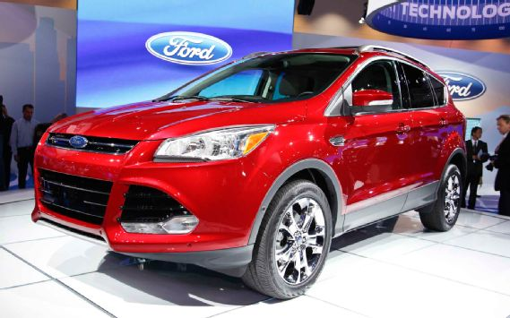 escape FORD