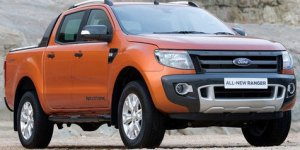 all new ranger FORD